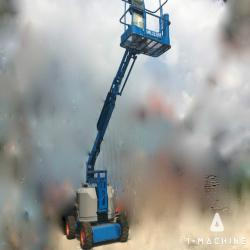 Aerial lifts Genie Z34/22 Articulating Boom lift MALAYSIA, JOHOR