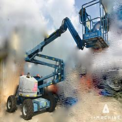 Aerial lifts GENIE Z45/25 Articulating Boom lift MALAYSIA, JOHOR