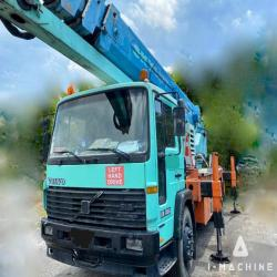 Aerial lifts BRONTO S34 Skylift MALAYSIA, SELANGOR