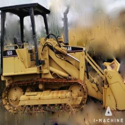 Wheel Loader CATERPILLAR 933 Crawler Loader MALAYSIA, PENANG