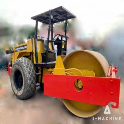 Road Machines DYNAPAC CA251D Vibration Roller MALAYSIA, JOHOR
