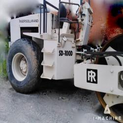 Road Machines INGERSOLL RAND SD100DC Vibration Roller MALAYSIA, SELANGOR