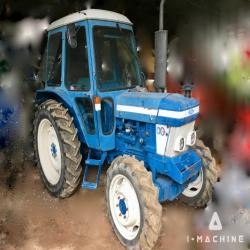 Agriculture Machines FORD 6610 Farm Tractor MALAYSIA, JOHOR