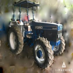 Agriculture Machines FORD 6640 Farm Tractor MALAYSIA, JOHOR