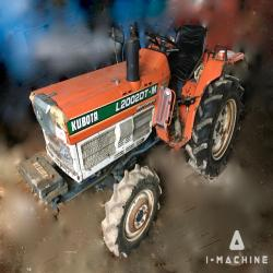 Agriculture Machines KUBOTA L2002DT-M Farm Tractor MALAYSIA, JOHOR