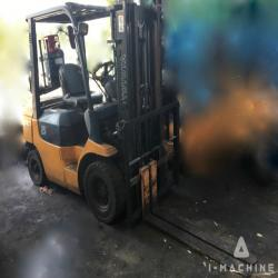 Forklifts TOYOTA 42-7FG25 Gas Forklift MALAYSIA, JOHOR