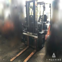 Forklifts TOYOTA 32-8FG30 Gas Forklift MALAYSIA, JOHOR
